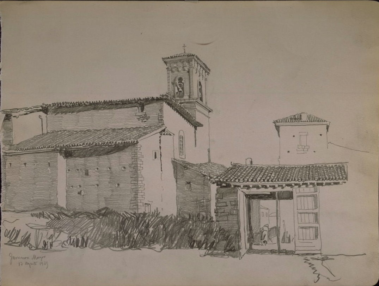 Iglesia de Gamarra Mayor (Álava)