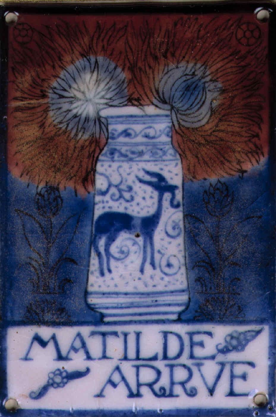 Matilde Arrúe