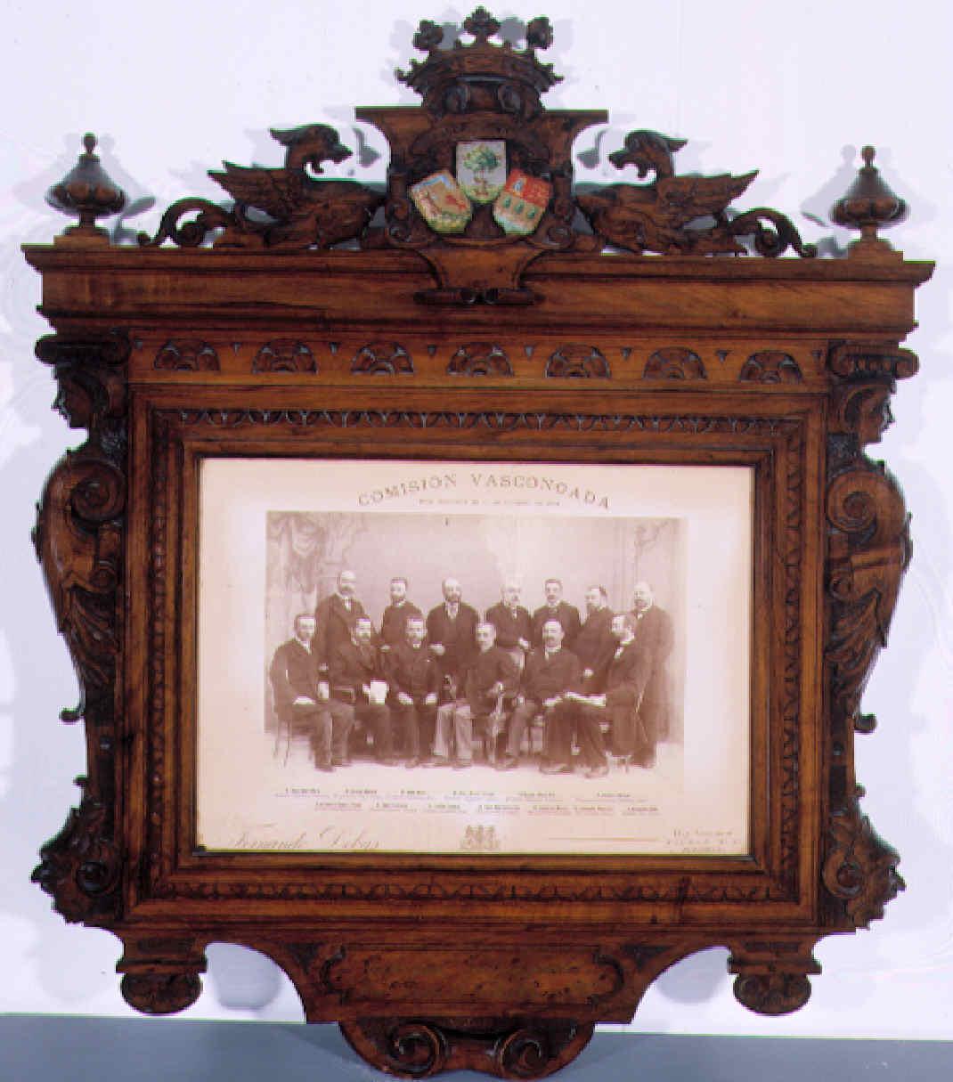 Comisión Vascongada