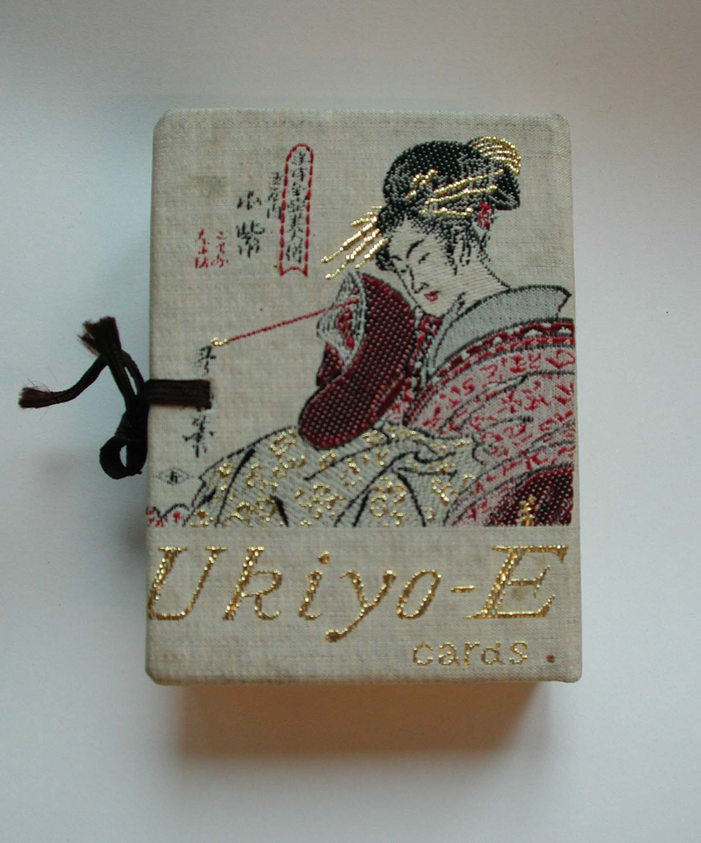 Ukiyo-E cards