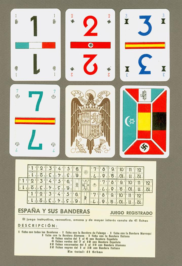España y sus banderas