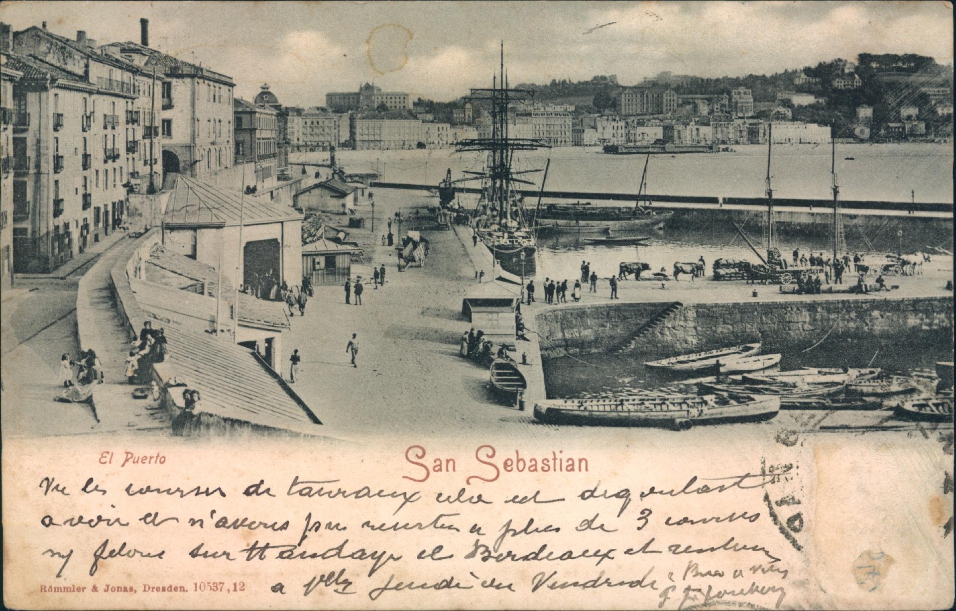 El Puerto. San Sebastián