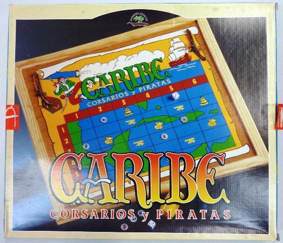 Caribe, corsarios y piratas