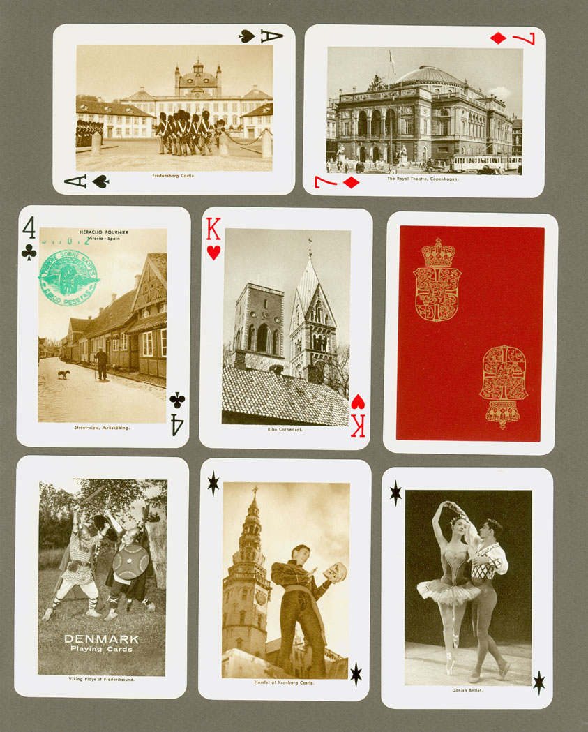 Denmark Playing Cards