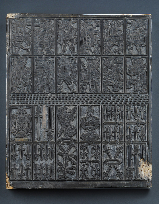 24 karta egiteko matrizea