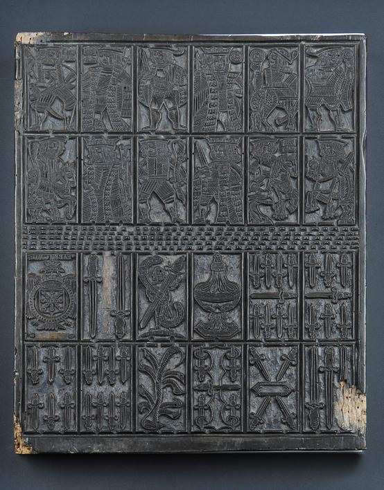 Matriz de 24 cartas