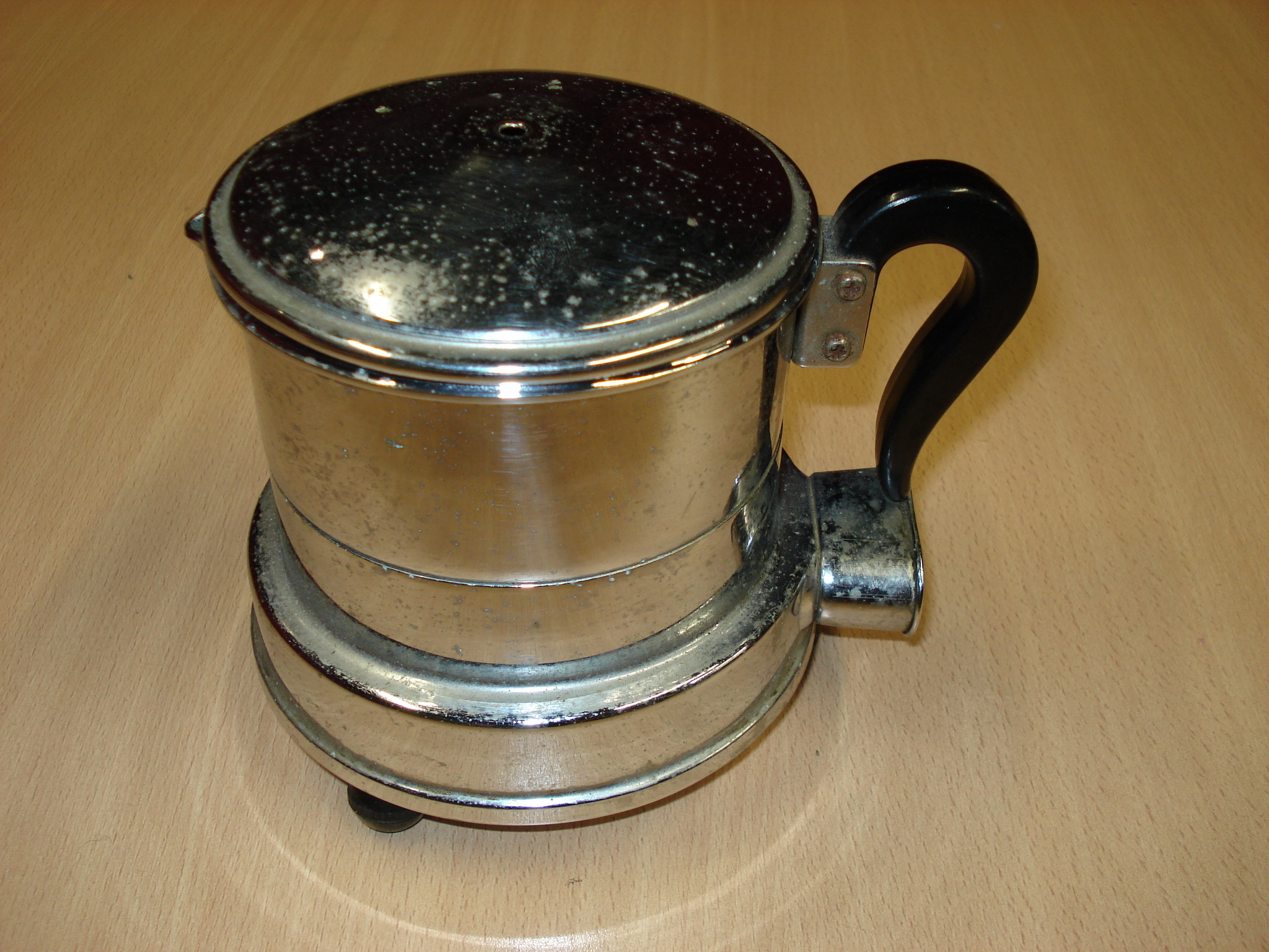 Calentador de leche eléctrico JATA Mod. 253