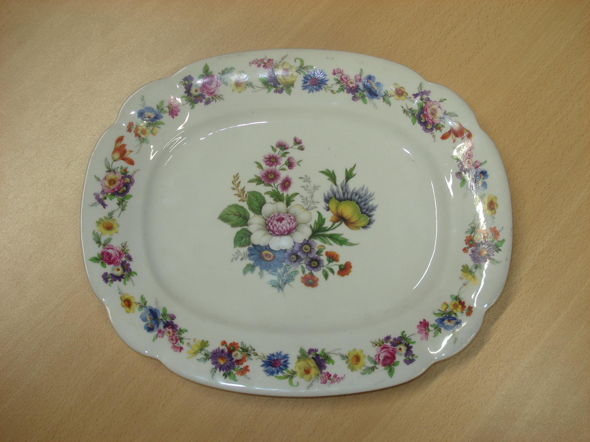 Plato de Porcelanas Bidasoa