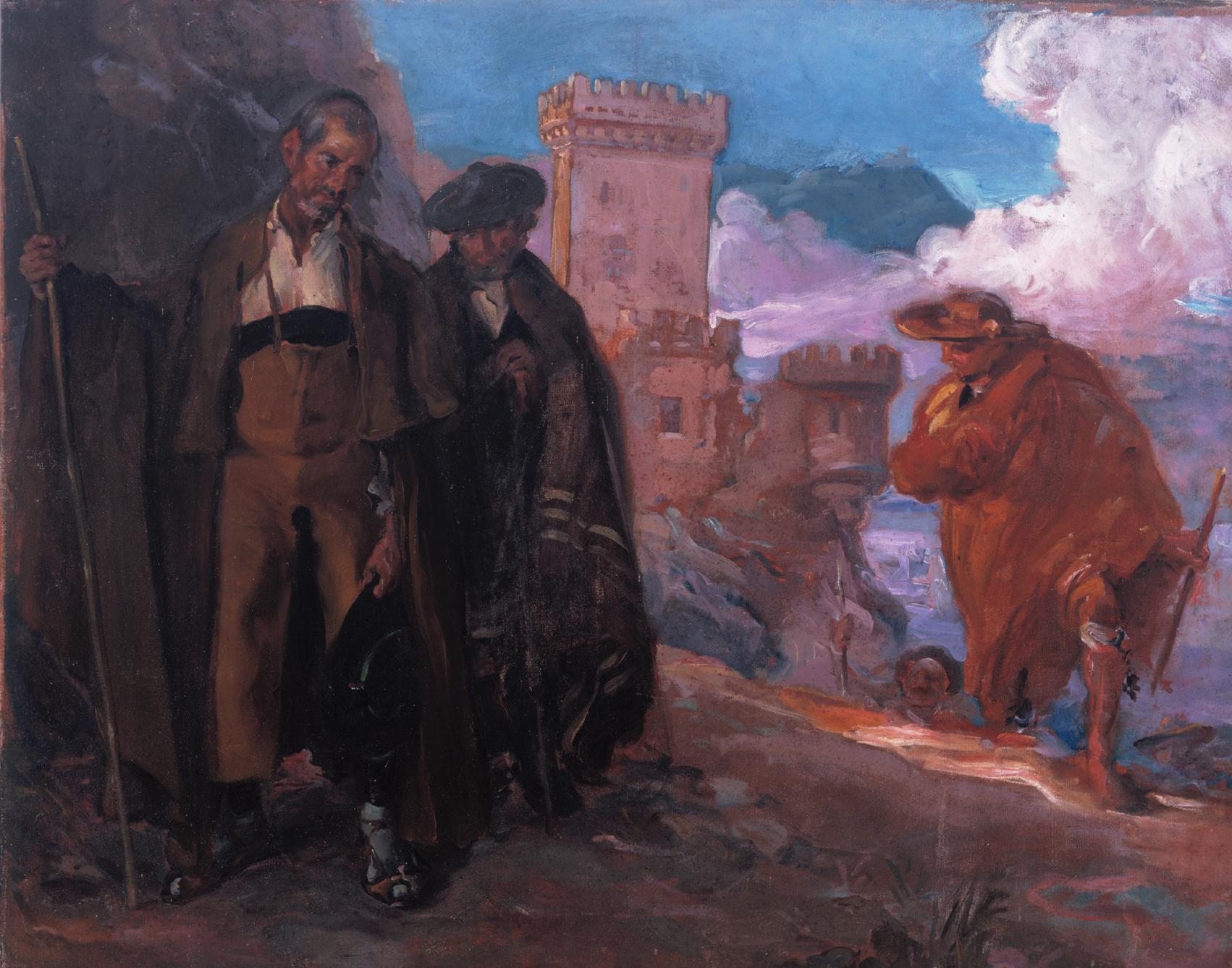 Hombres de Segovia