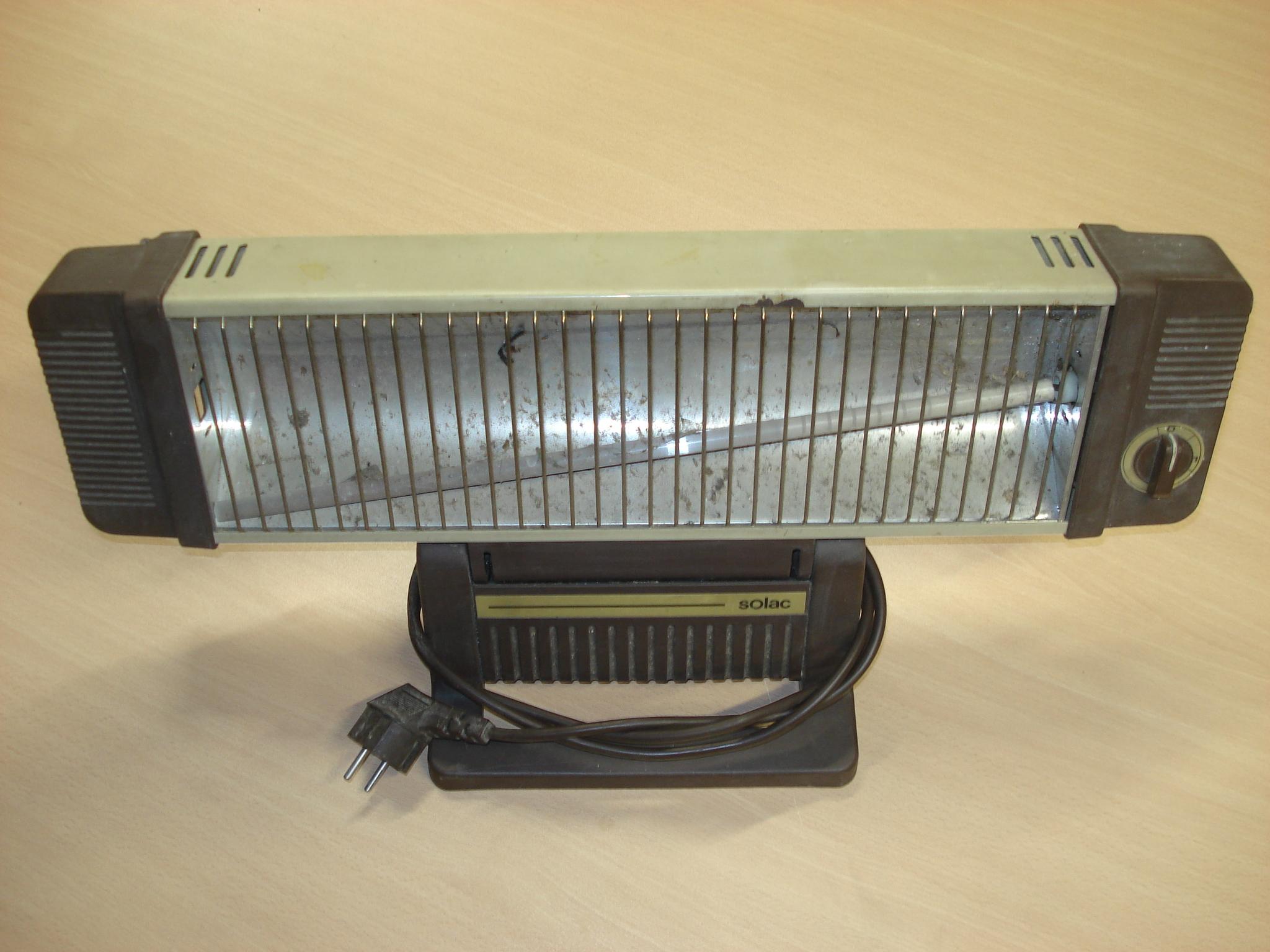 Estufa eléctrica SOLAC mod. N-471