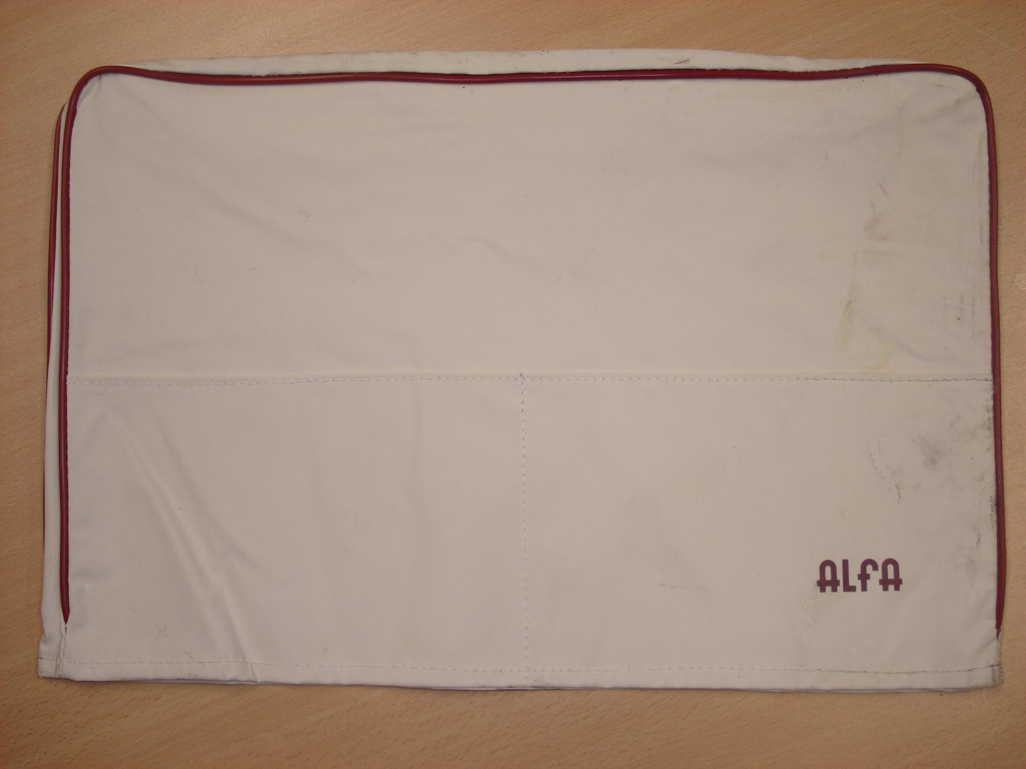 Funda de máquinas de coser ALFA