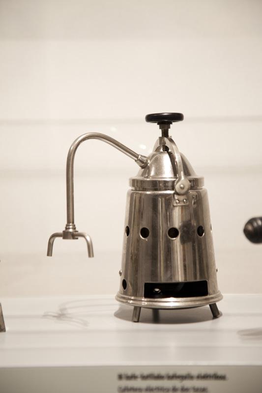 Cafetera eléctrica de dos tazas