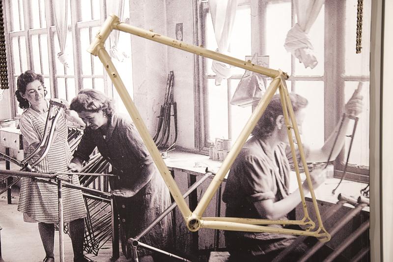 Cuadro de bicicleta NORMA