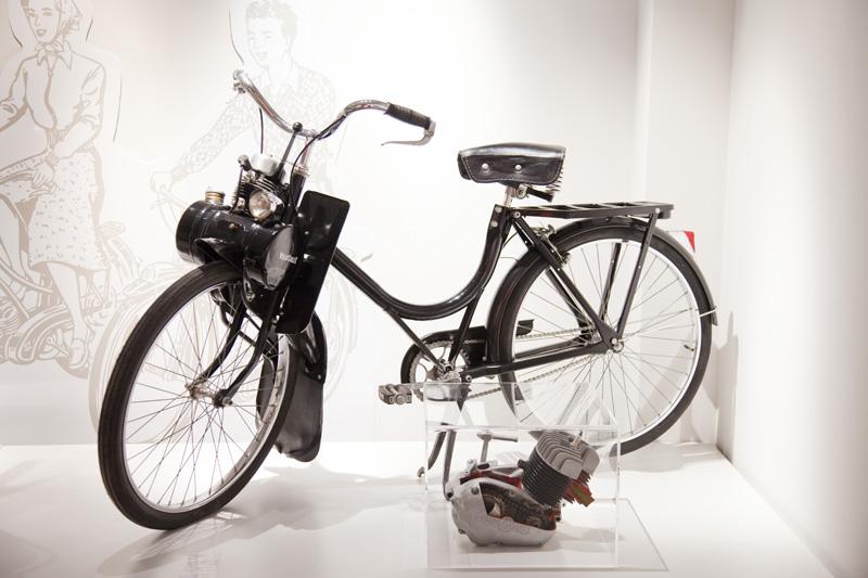 Ciclomotor VELOSOLEX 49 c.c.