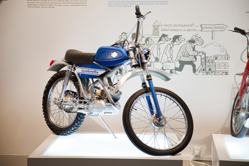 Ciclomotor TREPADOR cc.