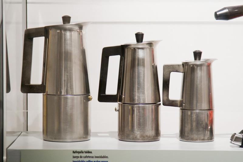 Cafetera inoxidable JATA Modelo 326