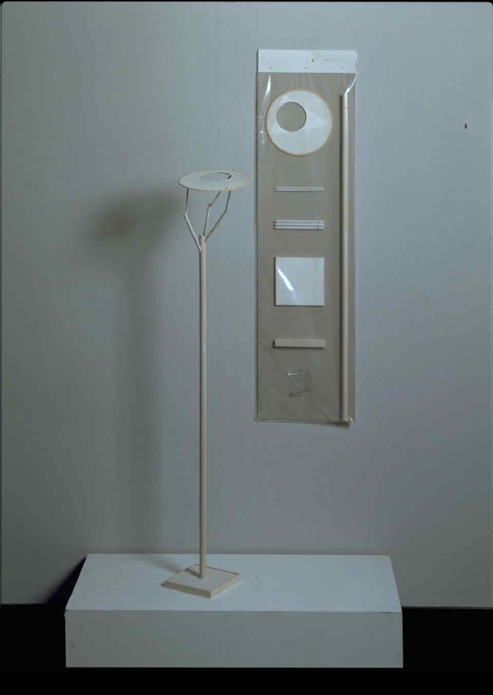 ¿Objeto artístico, objeto manufacturado?