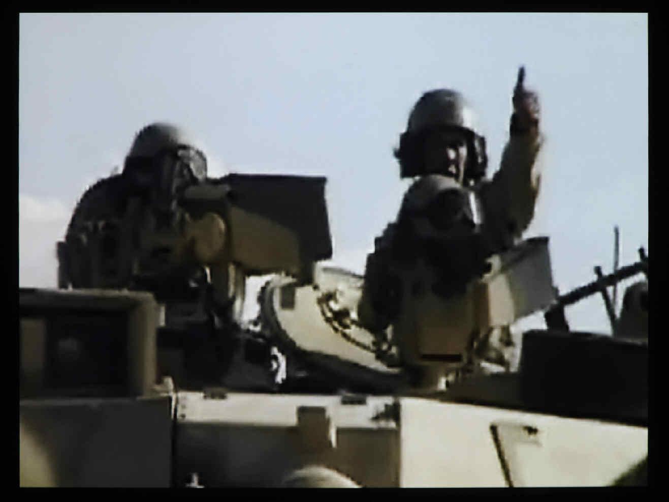 The War [La guerra]