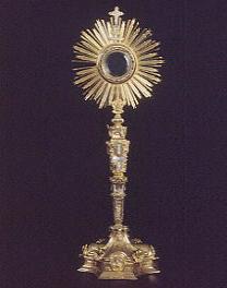 Custodia de la Catedral de Santa María
