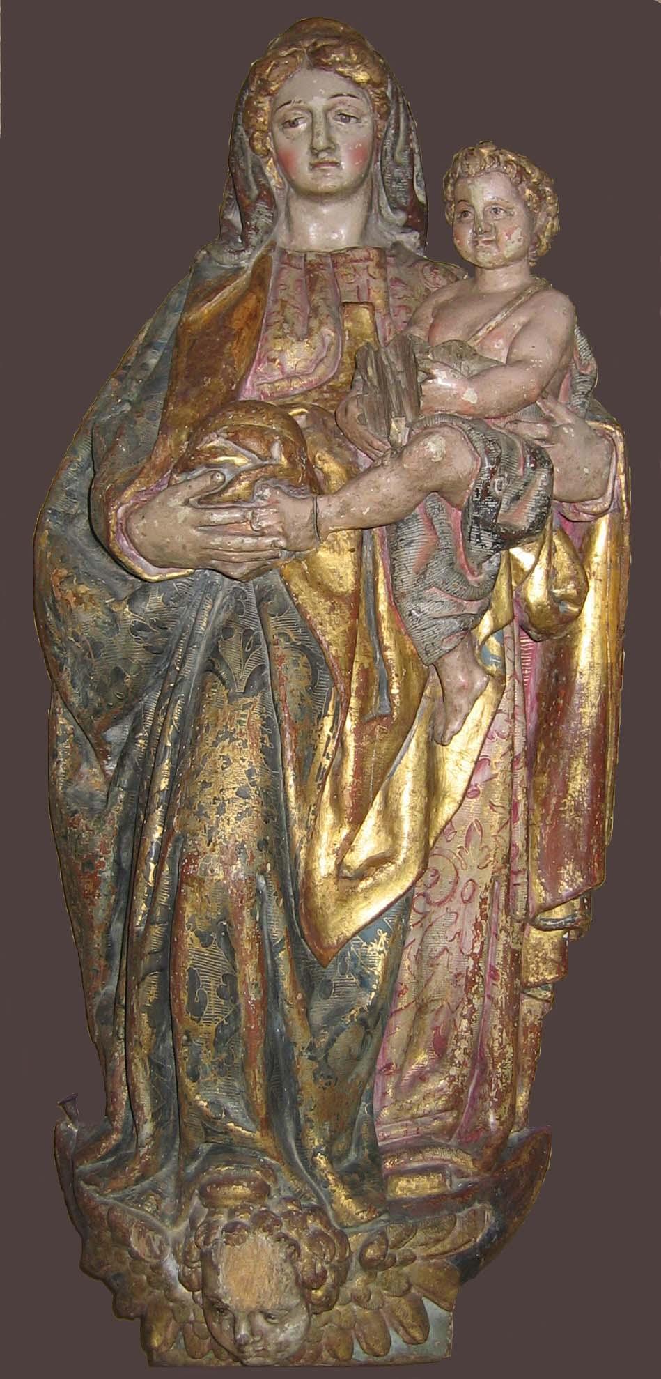 Virgen Madre de Gamarra Mayor