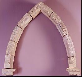 Arco apuntado de Luko