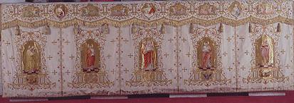 Frontal de altar de la Catedral de Santa María