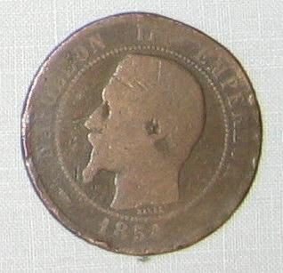 Moneda Napoleón II
