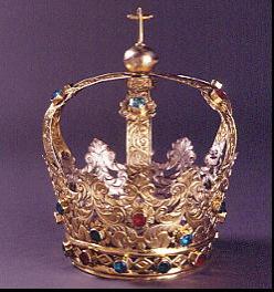 Corona de la Catedral de Santa María