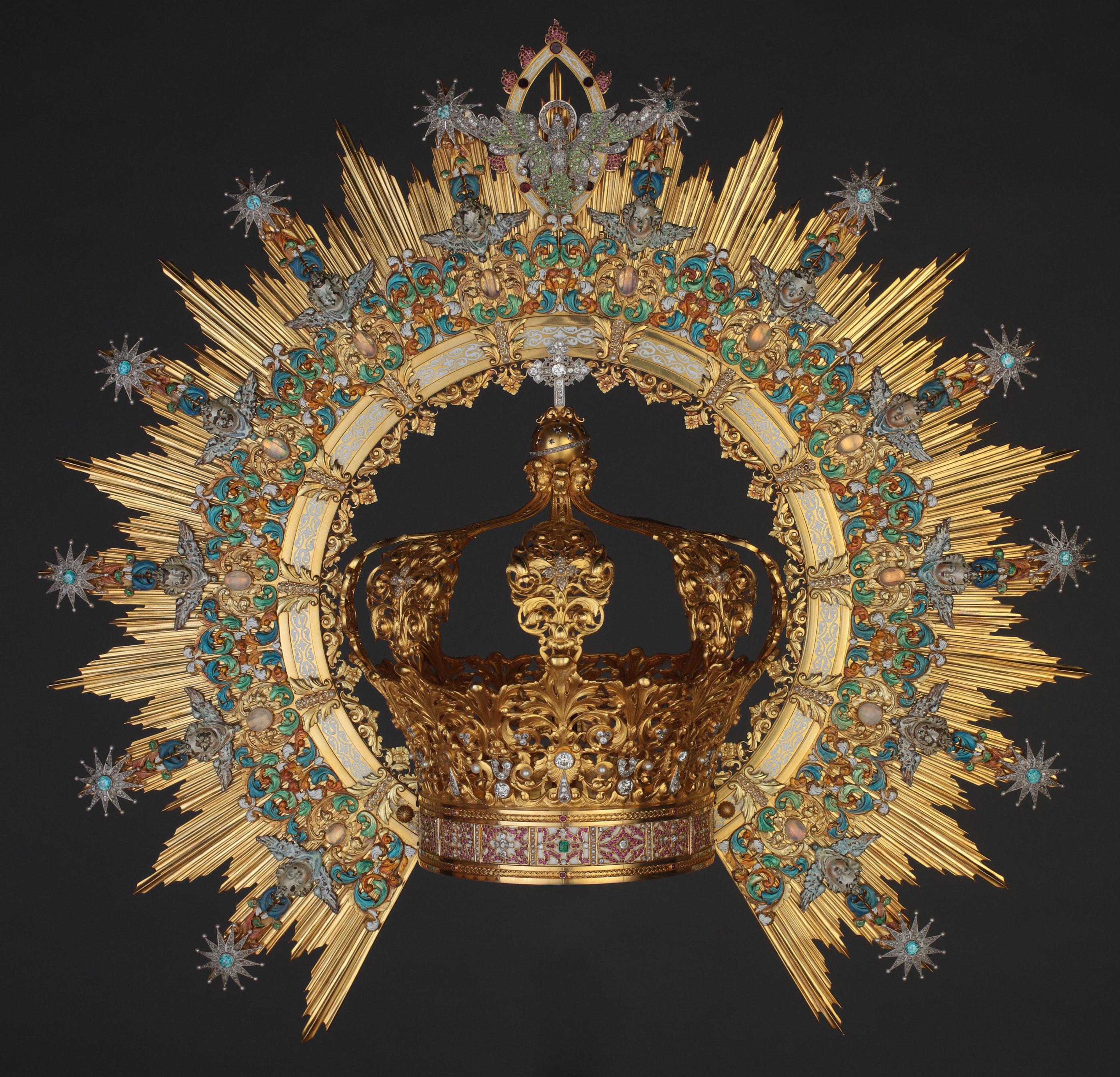 Corona de Nuestra Señora de la Antigua de Orduña