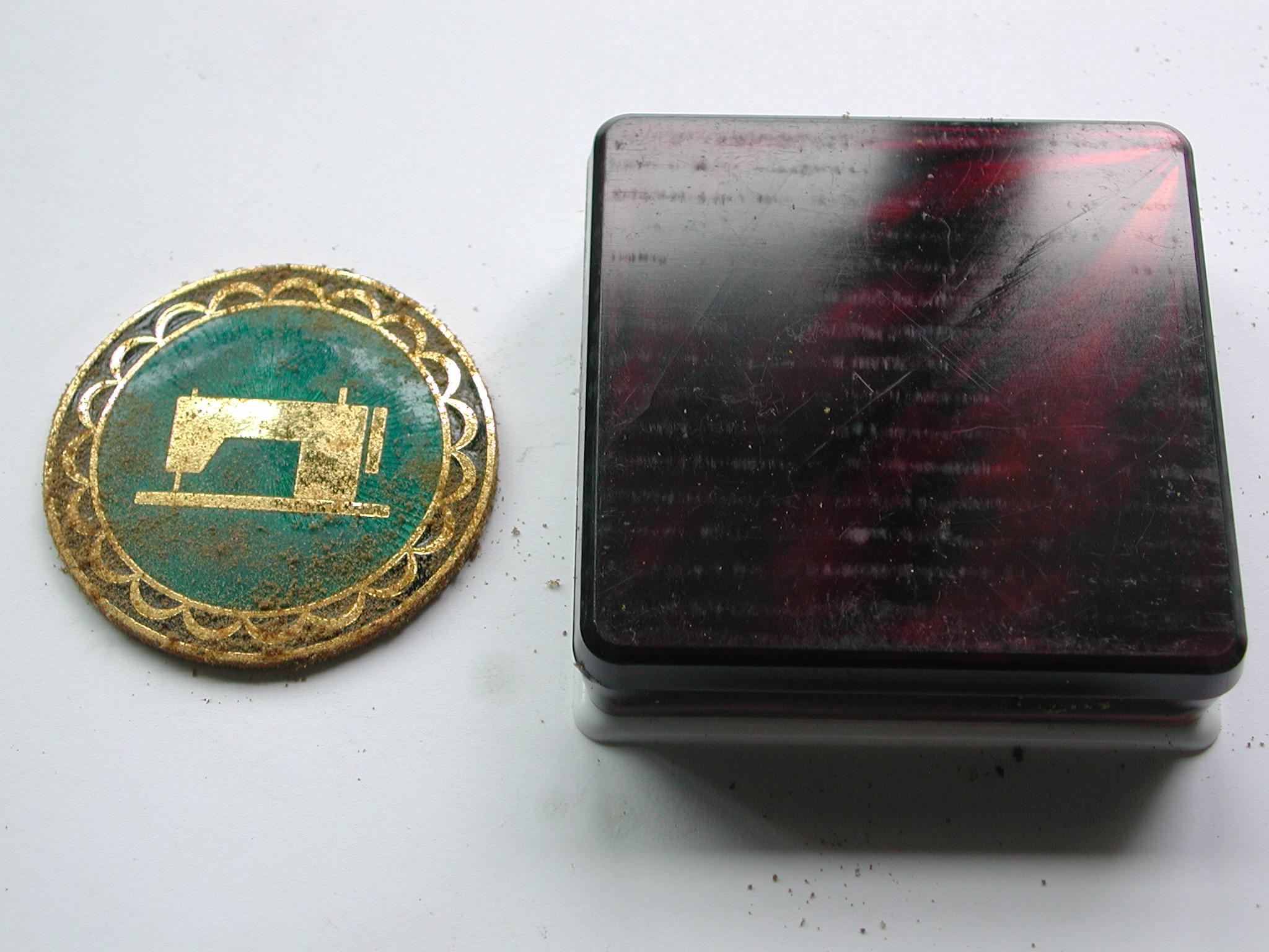 Medalla conmemorativa 50 aniversario ALFA