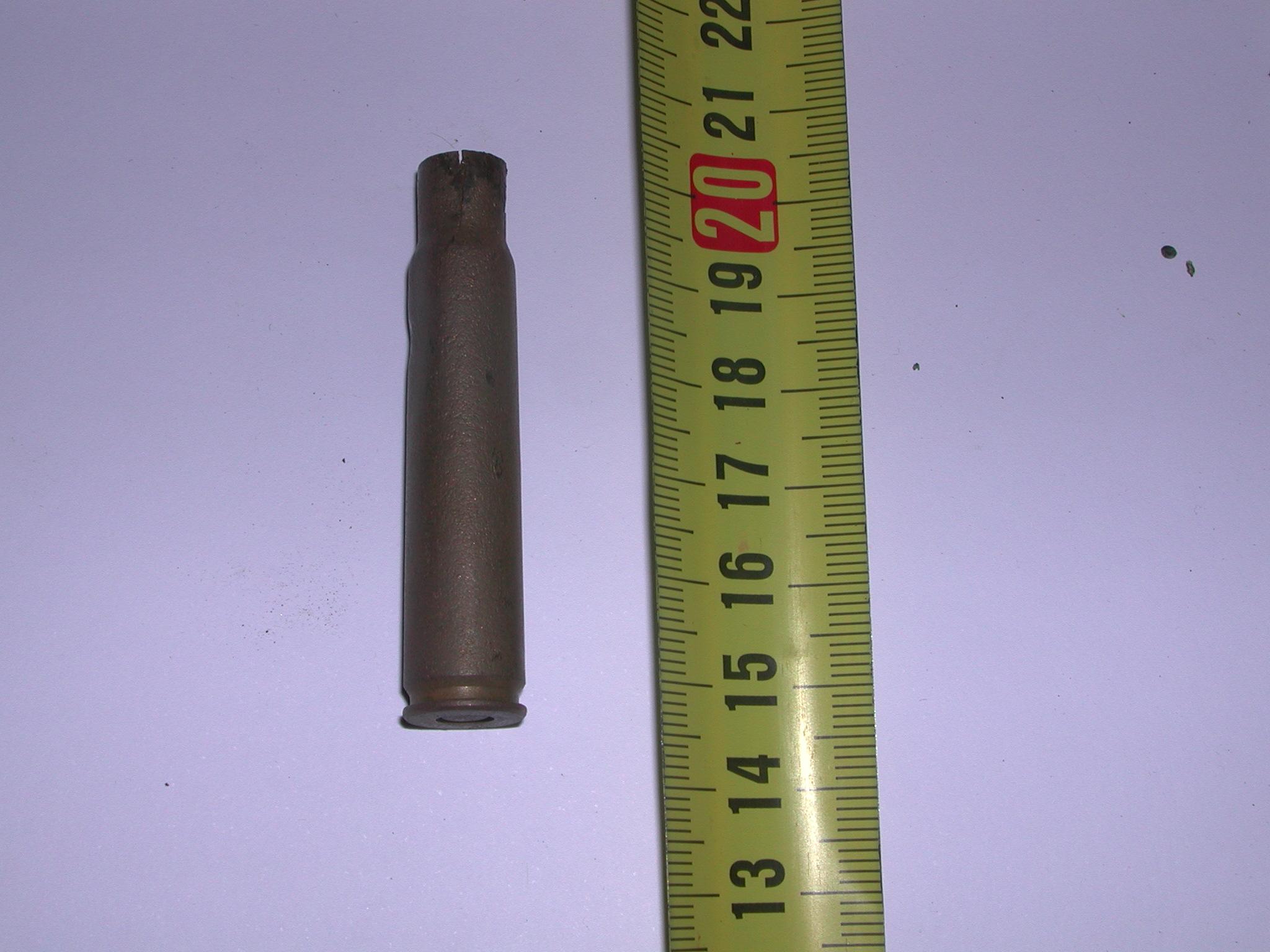 Casquillo de bala