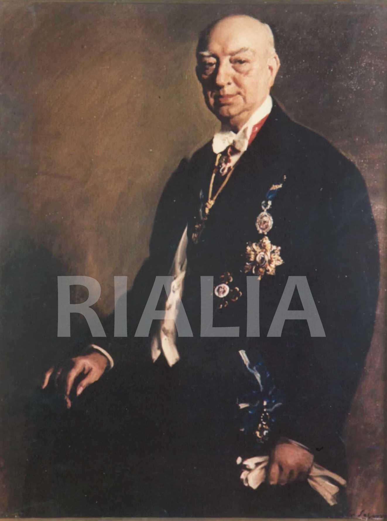 Don José de Torróntgui E. Ibarra