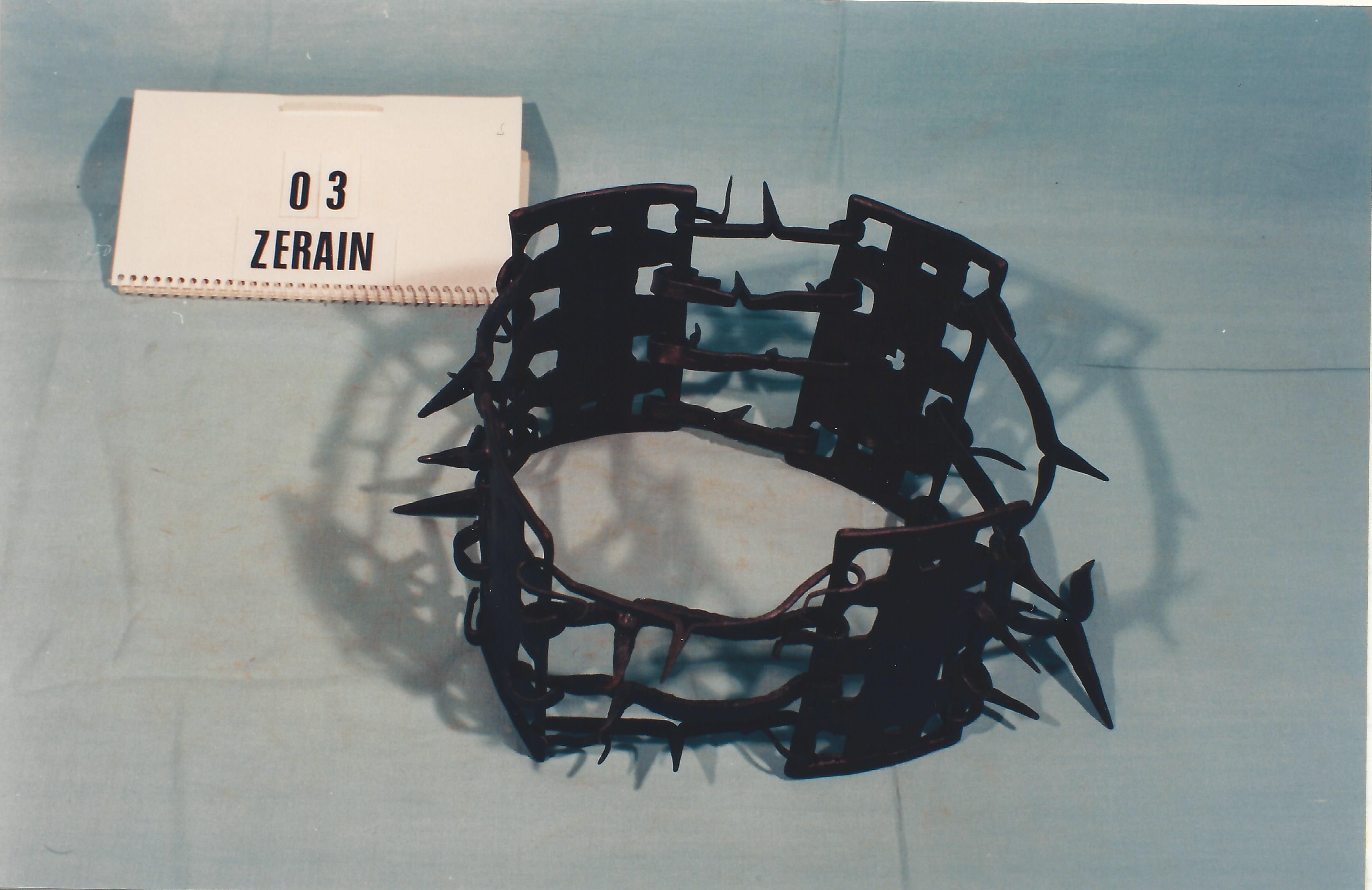 Collar de mastín Leonés