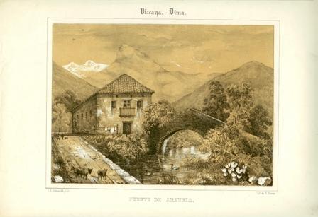 """""""Vizcaya-Dima; Fuente de Arzubia"""""""