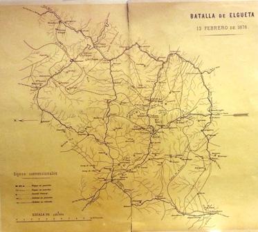 """""""Batalla de Elgueta. 13 feberero de 1876"""""""