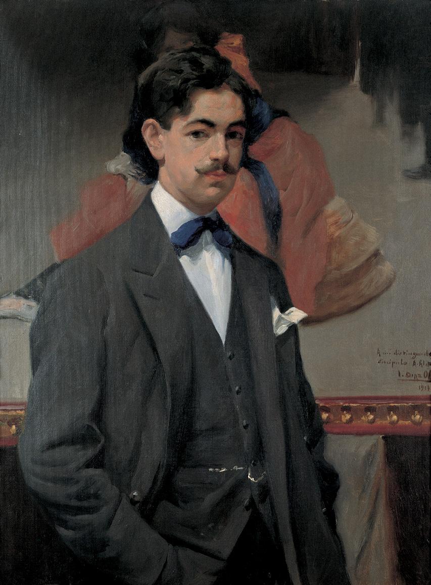 Retrato de Adrián de Aldecoa