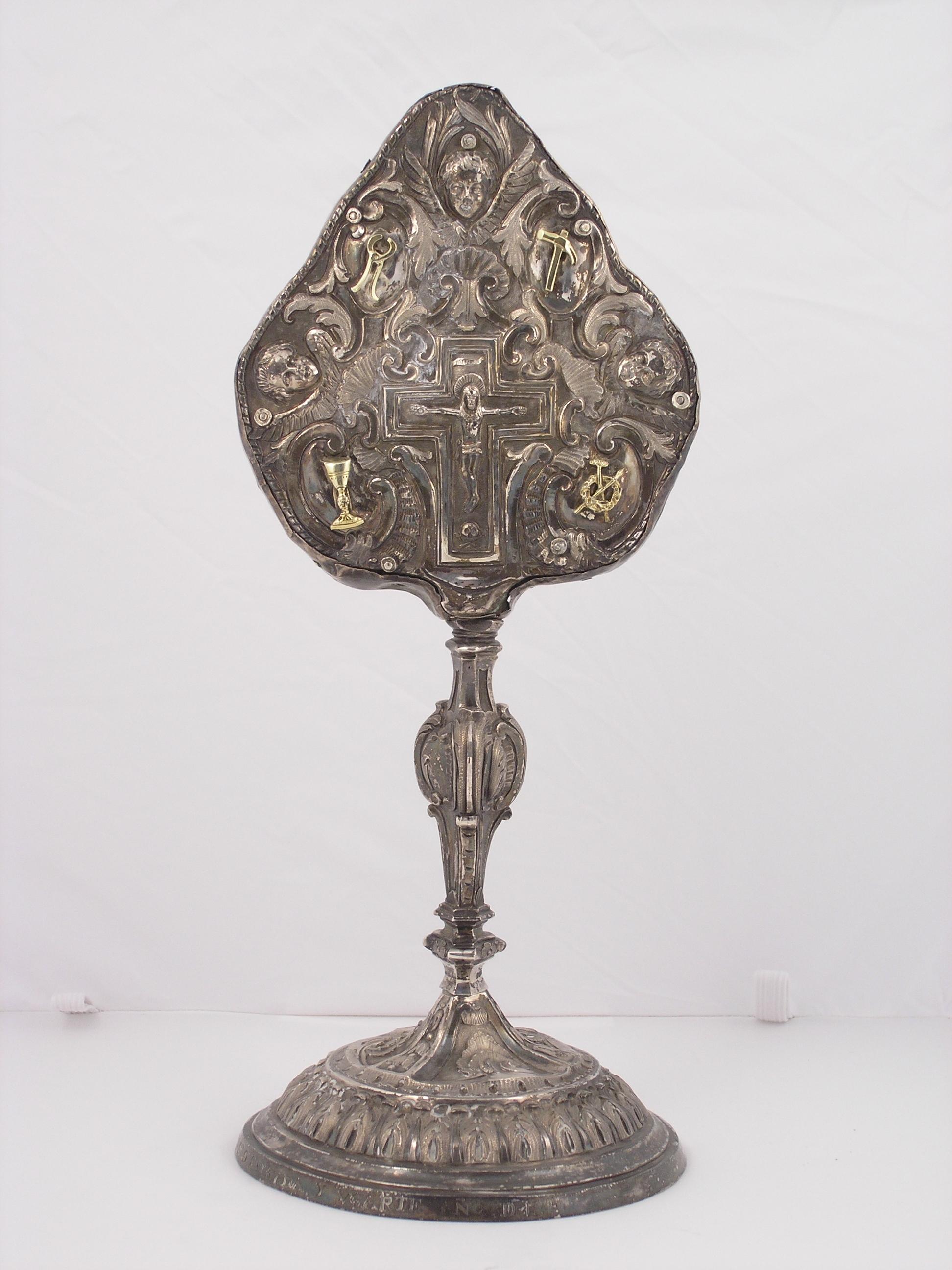 Relicario del Lignum Crucis