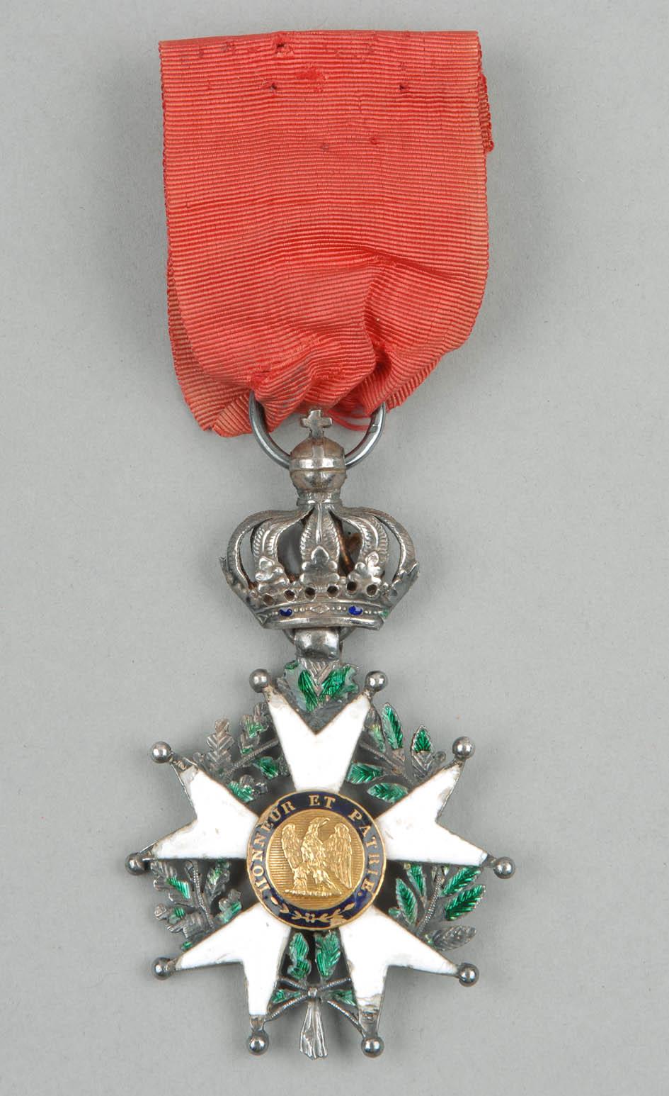Condecoración de la Legión de Honor del Estado Francés