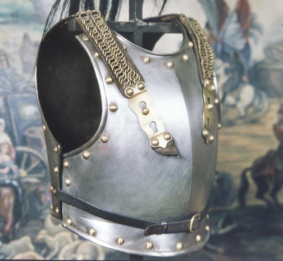 Coraza francesa del Primer Imperio