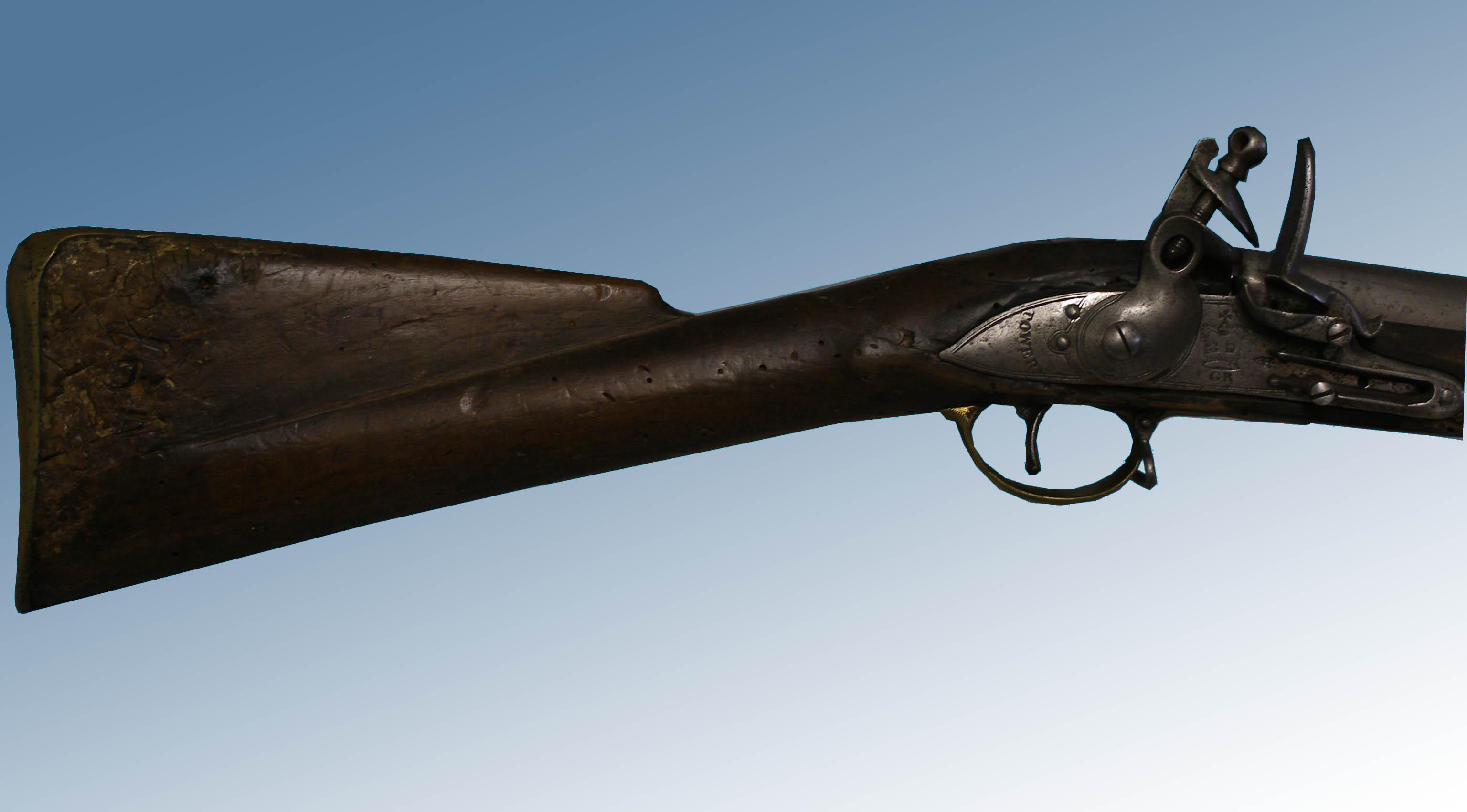 Fusil inglés Tower modelo de 1809
