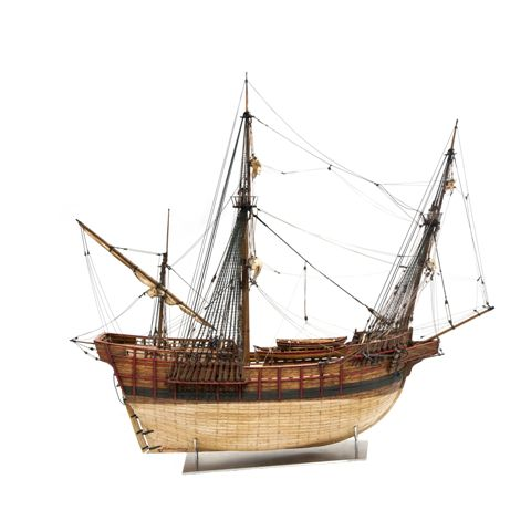 Nao ballenera vasca del siglo XVI