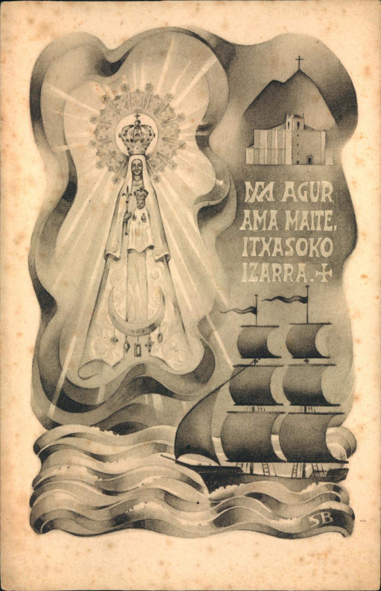 Agur Ama Maite, Itsasoko Izarra