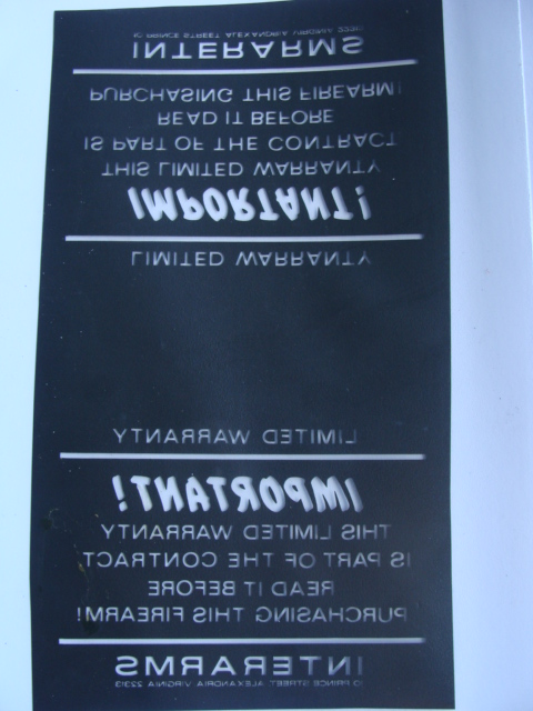 Matriz para serigrafía