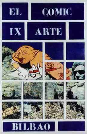 El comic IX arte / Bilbao