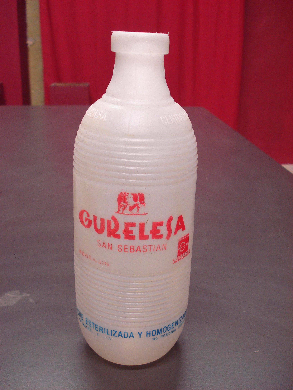 Botella de leche GURELESA