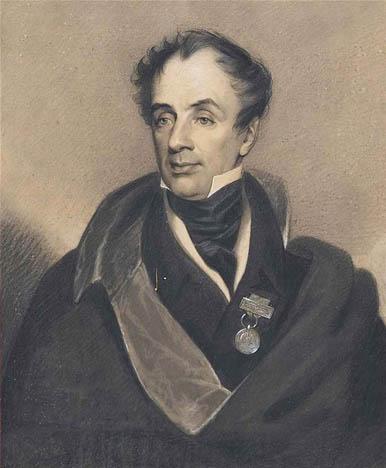 Retrato del general Álava, Miguel Ricardo de Álava y Esquível