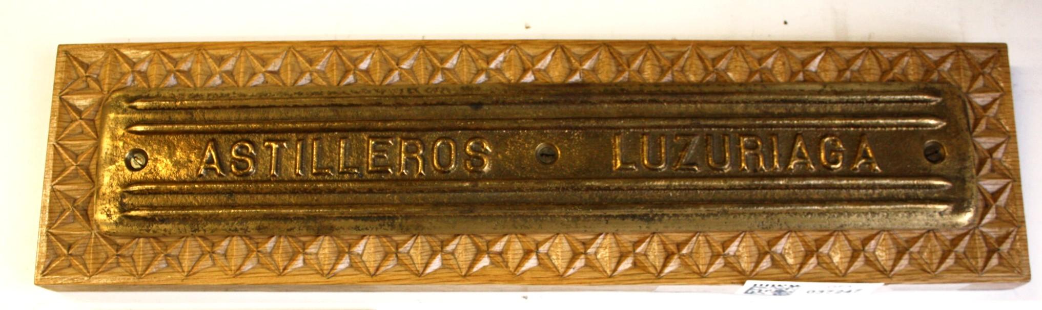 Astilleros Luzuriaga