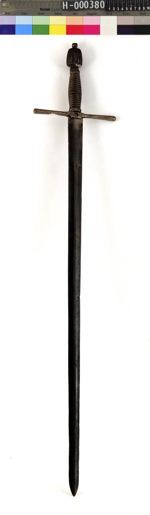 Espada de cruz
