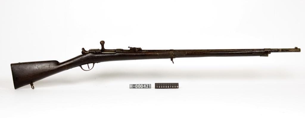 Fusil de aguja Chassepott