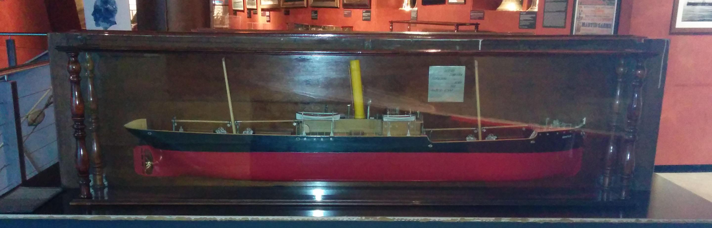 Maqueta buque 'Sestao'